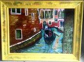 il gondoliere di venezia