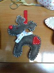 addobbi natalizi personalizzati cuore renna stella