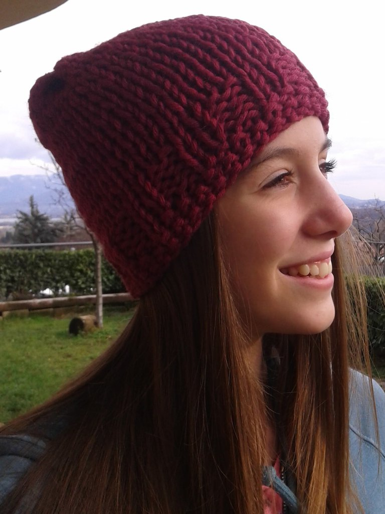 alta moda moda firmata scarpe casual cappello di lana lavorato ai ferri