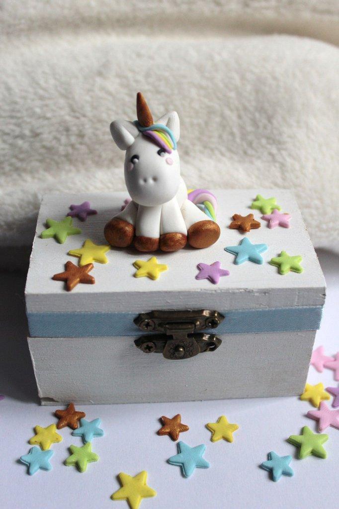 scatola in legno bomboniera /regalo madrina