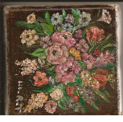 miniatura floreale