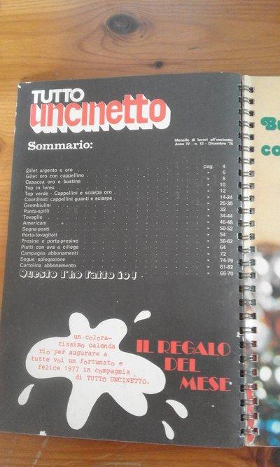 Tutto Uncinetto Vintage Libri Schemi E Corsi Riviste Di Bandu