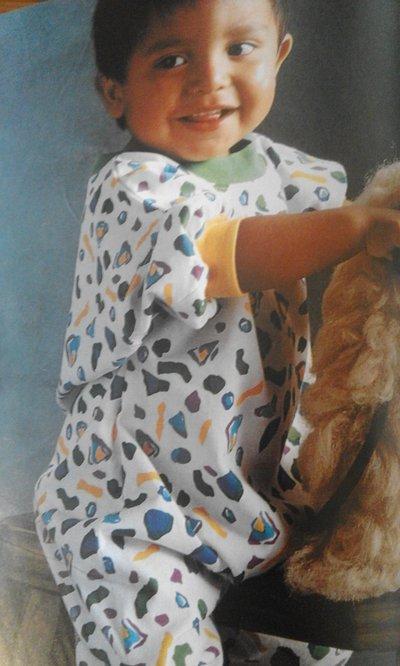 tutorial abbigliamento bambini