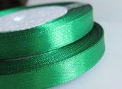 Nastro raso verde brillante NA5