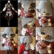 Amigurumi Ezio  Assassin's Creed