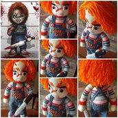 Amigurumi Chucky bambola assassina
