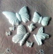 gessetti farfalla varie misure