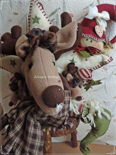 Rudolph sulla stella