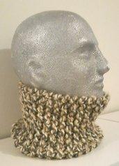 scaldacollo lana  unisex, collo, scarf