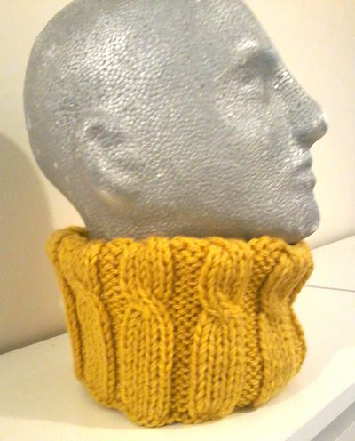 scaldacollo lana  unisex