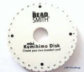MINI KUMIHIMO DISK (diametro 11 cm)