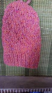 Cappello lana donna