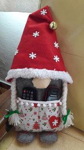 Gnometta porta telecomando