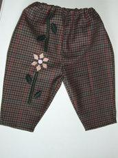 pantalone bimba 6-9 mesi