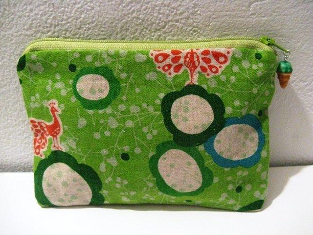 Pochette con charms verde - Japan