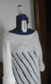 maglione donna lana