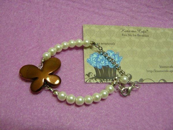 Braccialetto di perle