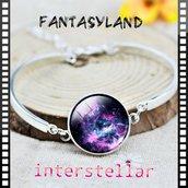Interstellar bracciale galassia