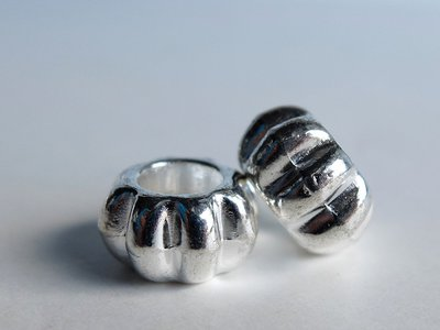 Perle  argentate  PFL252