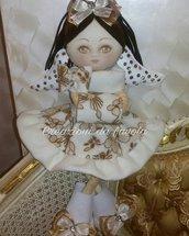 Bambola angelo dalila