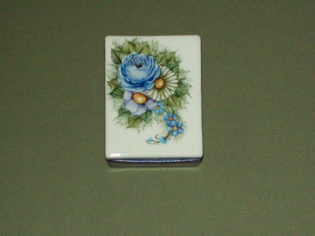 Scatolina blu