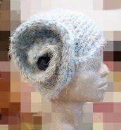 cappello donna fatto a mano uncinetto