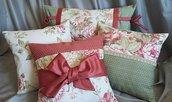 Set di cuscini esclusivi in stile provenzale