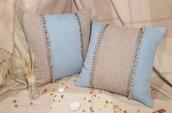 Un set esclusivo di due cuscini per la tua bella casa.