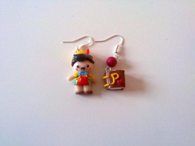 Orecchini Pinocchio
