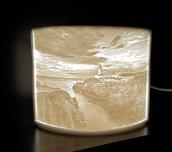 Litofania 3D a Led con Foto personalizzata