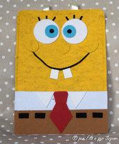 Porta pigiama Spongebob