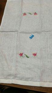 Asciugamano di lino da cucina