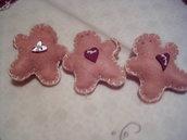 spille gingerbread