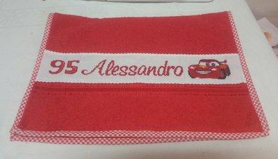 Asciugamano di spugna personalizzato
