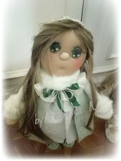 Bambola pigotte Mariantonietta
