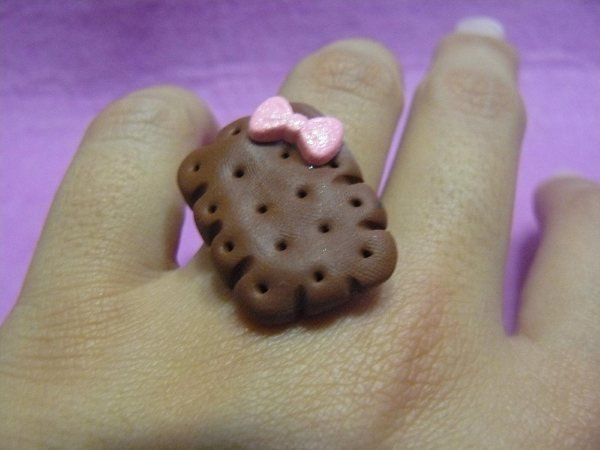 Biscuit ring