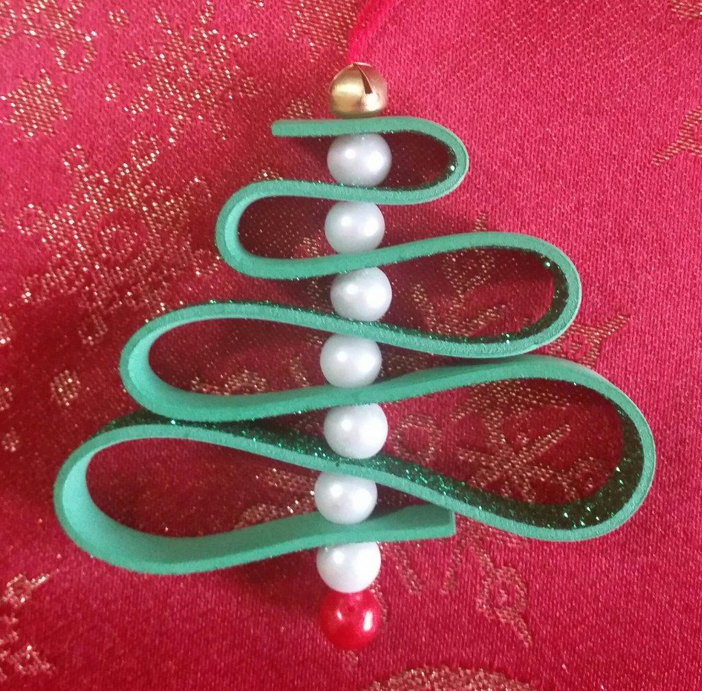 Appendino albero Natale