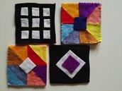 Tavole con forme geometriche
