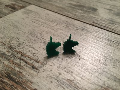 Orecchini ad Unicorno