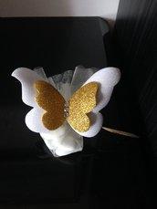 Farfalle calamita bomboniere