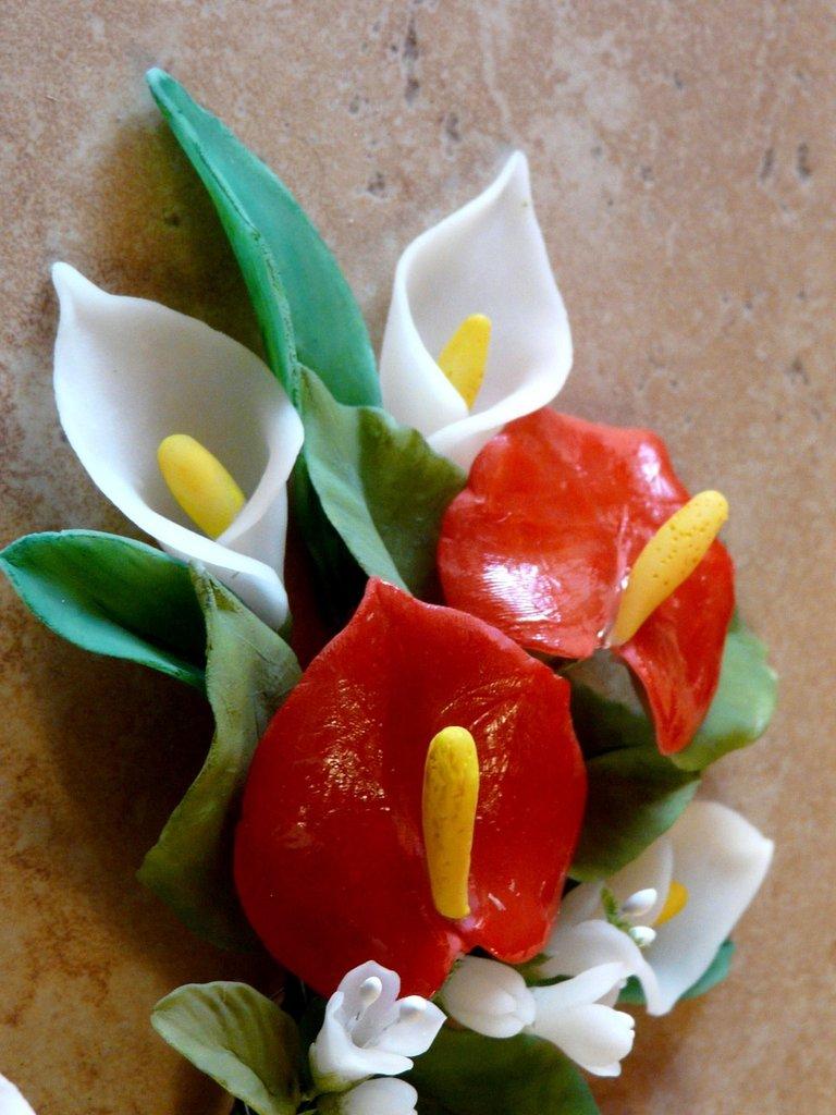 piccolo bouquet di calle
