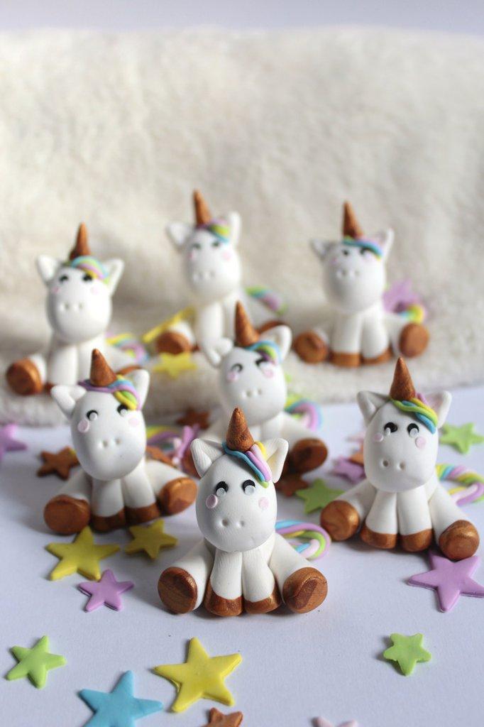 bomboniera unicorno per battesimo