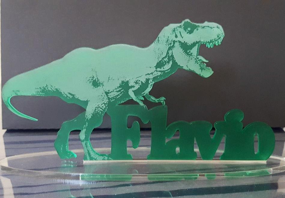 arriva... il dinosaurooo !!