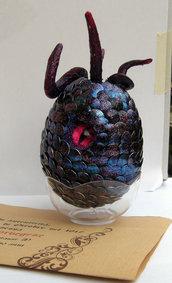 uovo di drago occhio 1 - harry potter - trono di spade - animali fantastici - Iron Throne - Fantastic Beasts