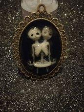 Collana Creepy - SiameseTwins