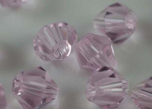 1 strand perle bicono in swarovski