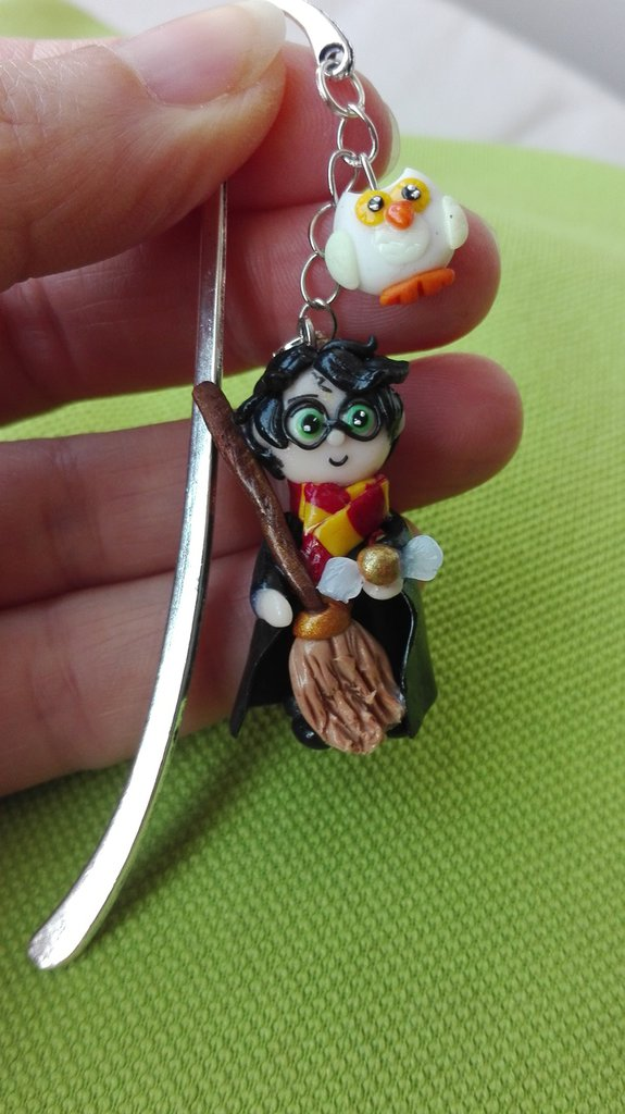 Harry Potter segnalibro