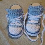 Scarpine ginnastica neonato