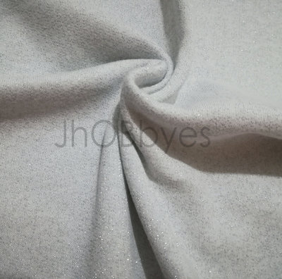 Scampolo tessuto FELPA GLITTER