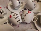 Tazze Love per San Valentino